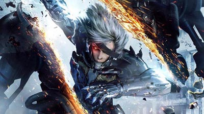 Metal Gear Rising: Revengeance появилась на Nvidia Shield